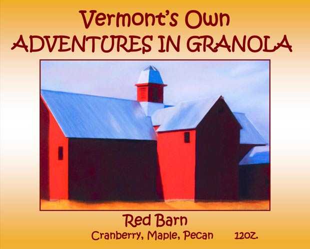 Red Barn Granola