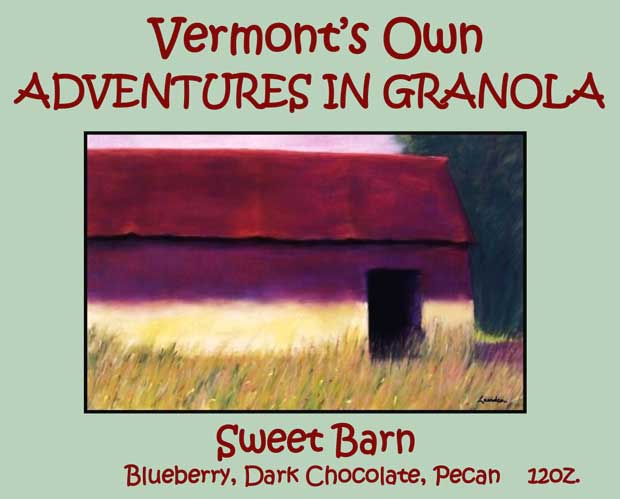 Sweet Barn Granola